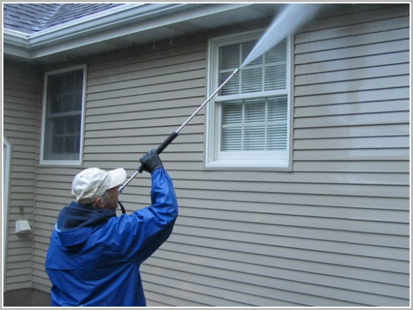 Power Washing In Allendale NJ | House Washing Allendale New Jersey