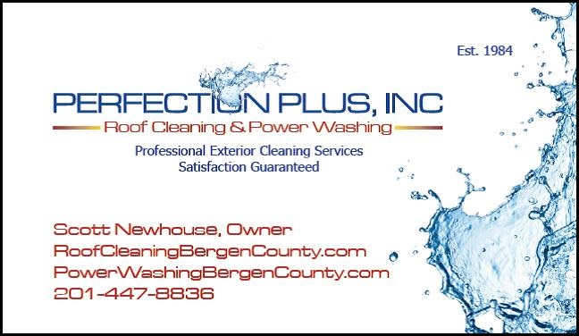 Power Washing Bergen County NJ  House Washing in Bergen County New Jersey