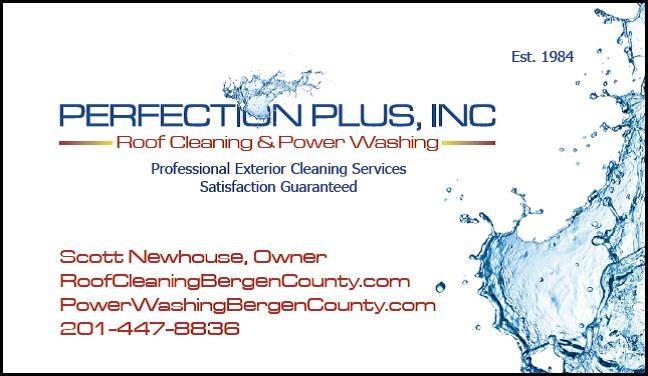 Power Washing Glen Rock NJ | House Washing in Glen Rock New Jersey